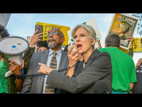 Jill Stein files for Wisconsin vote recount