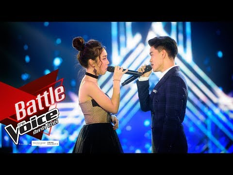 ออย VS คาร์มัส - Almost Is Never Enough - Battle - The Voice Thailand 2019 - 2 Dec 2019