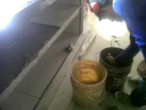 Como instalar mesones de cocina de granito facil y rapido for Materiales para mesones de cocina