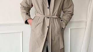 [그남자] 로이첼 패딩 코트