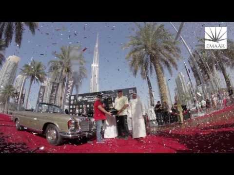 Emirates Classic Car Festival 2014