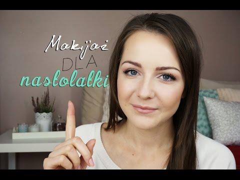 Makijaż Dla Nastolatki - Podstawy Makijażu!