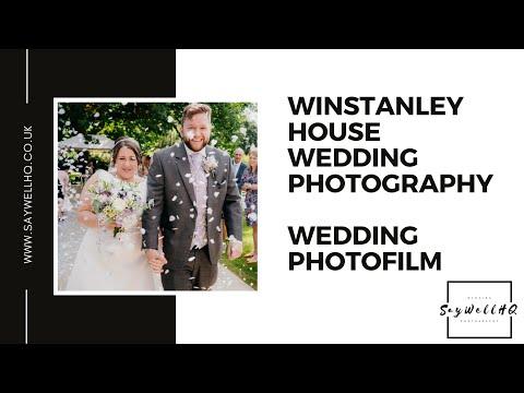 Winstanley House Wedding Photography -  A Wedding Photofilm