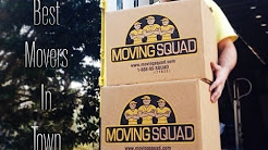 Local Movers of Broward County -  Moving Squad Your Local Movers