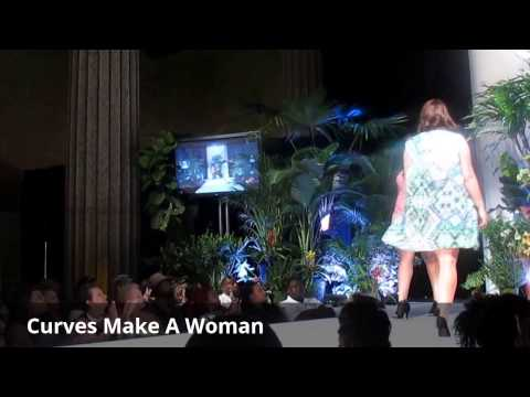 Indie Designer Runway Showcase - Curves Make a Woman