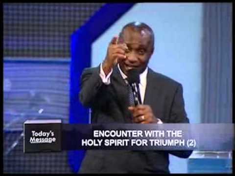 David Ibiyeomie   Encounter With The Holy Spirit For Triumph Pt2