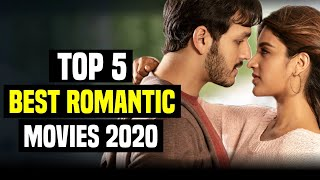 Top 5 Best South Indian Romantic Movies In Hindi Dubbed | Part 4 | Best Love Story Movies |