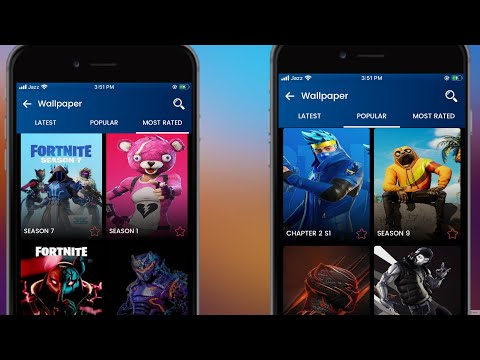 Fortnite Mobile HD Wallpapers 2020 Latest Fortnite Wallpapers On IPhone IOS 13