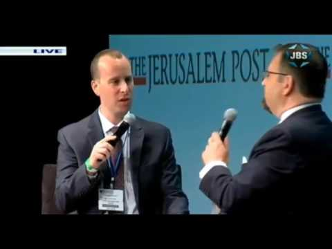 Sebastian Gorka Interview at the annual Jerusalem Post Conference 2017