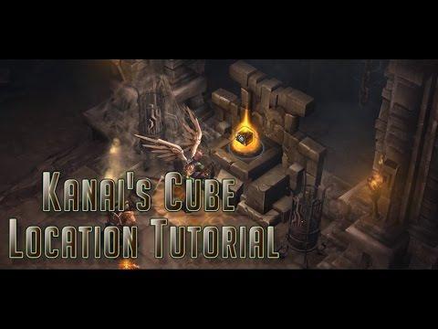how to get kanai cube