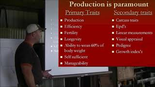 Why Grass Fed Beef? - Genetics & Production - (part 4)