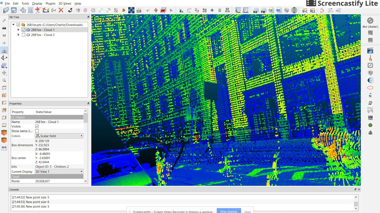 The city in 3D: Using new sensing technologies to improve quality