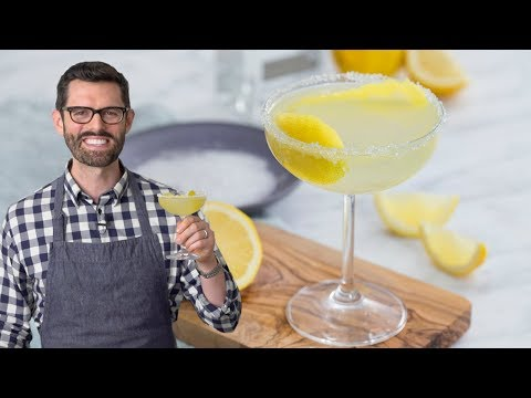 How To Make A Lemon Drop Cocktail