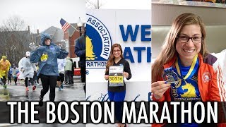 2018 BOSTON MARATHON VLOG | Pocketful of Primary
