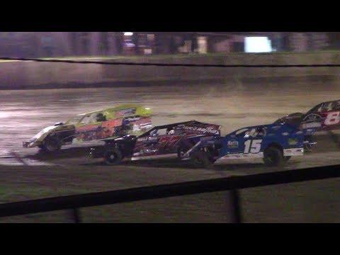 Econo Mod Feature | Eriez Speedway | 8-20-17