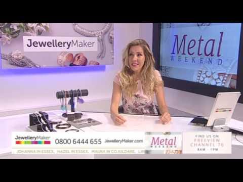 JewelleryMaker LIVE 21/08/16 - 1pm - 5pm