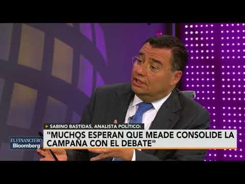 AMLO puede combatirse en el blanco de ataque en el primer debate: analista