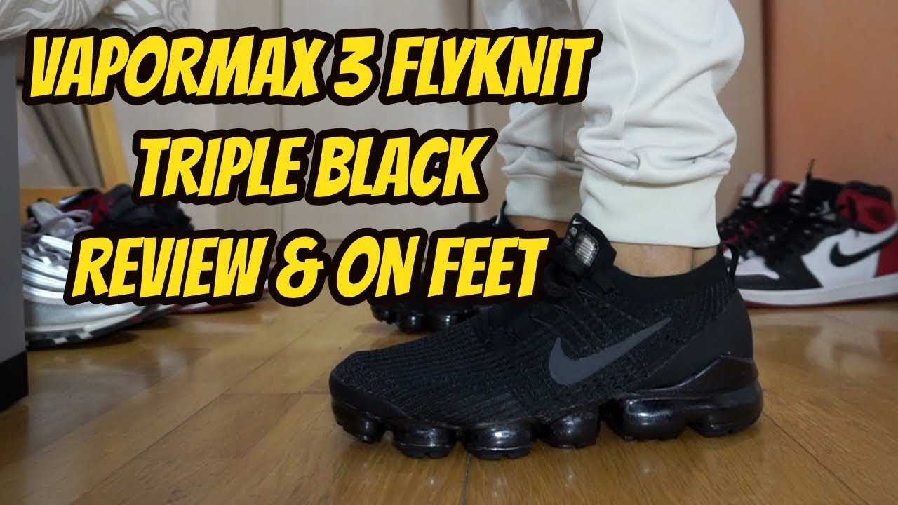 Review & On Feet: Nike Air Vapormax Flyknit