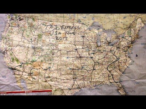 Travelled Half of USA -Jacksonville Downtown Cinematic -VLOG 29 Artist Adventures  DANCER VLOGS