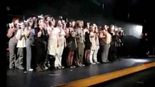 Starmania le spectacle 2009 du Conservatoire de Musique de Lucé