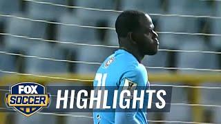 Central FC vs. LA Galaxy - CONCACAF Champions League Highlights