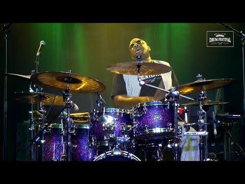 "MEINL DRUM FESTIVAL 2015 – Ralph Peterson ""Eye of The Hurricane"" by Herbie Hancock"