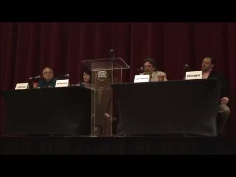 Convention Panel 2017: Real News in an Alternative Facts World
