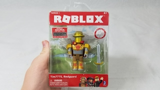 Roblox Tim7775, Redguard Core Pack Review und Unboxing!