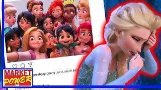 Elsa and Anna Are NOT Disney Princesses (Frozen Economics)