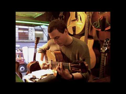 James Goodall & Kenny Hill Classical Guitars @ Rudy's Music, NYC