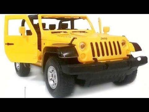 Rc jeep, mainan mobil skala 1:12