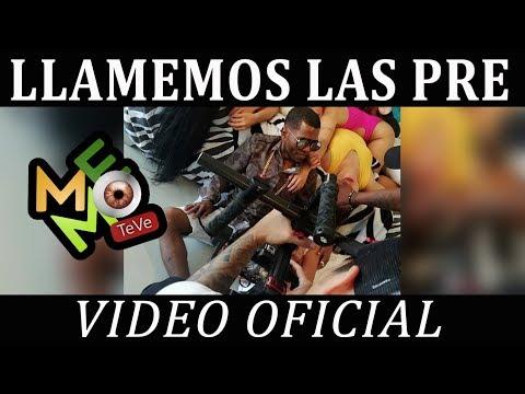 Ya Es Oficial El Vdeo De Llamemos Las Pre 💃 Yomo En El Remix De La Rumbisa 🎙️ Memo TeVe