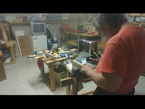 HOW TO USE A CHISEL JOINERY DONE BY HAND