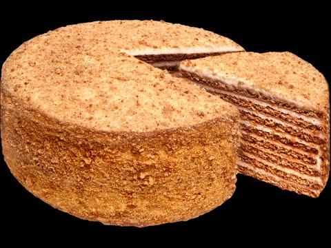 #27 Как приготовить торт Медовик? Медовый пирог
