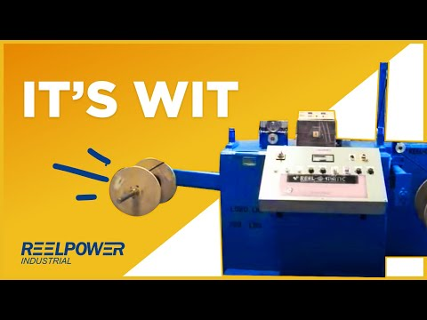 Reel Power Industrial S Wit Series Spooling Machinery