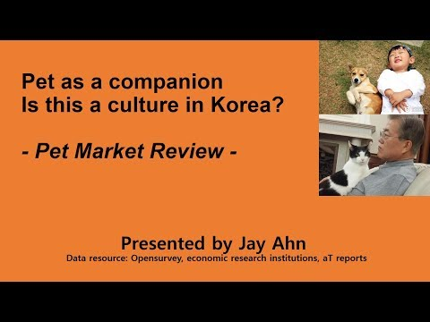 [Market Trends] 2019 Pet Industry Review in Korea