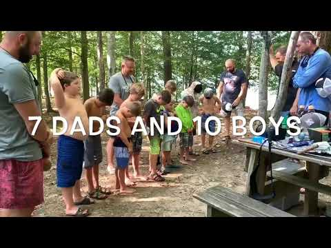 2019 Fathers And Sons Camping Trip