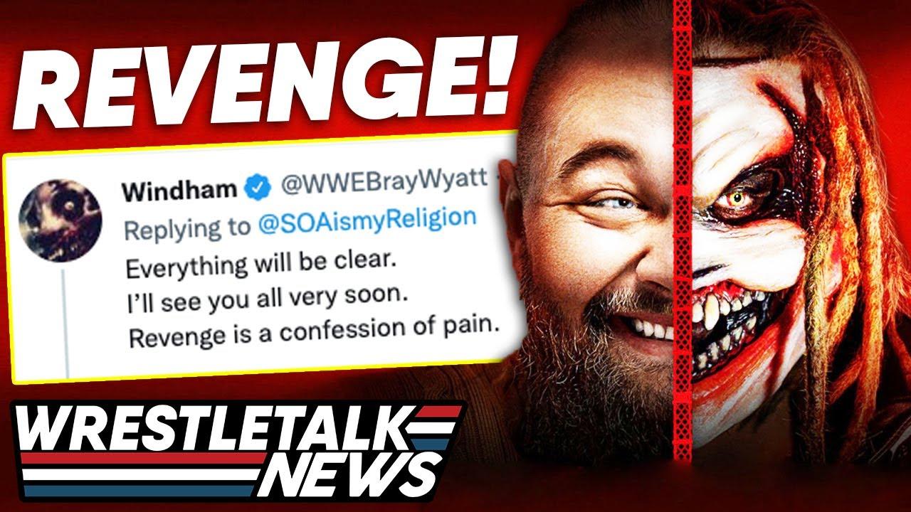 Bray Wyatt RETURNS NXT 20 Rating HUGE AEW Dynamite Show Booked Paige WWE  WrestleTalk