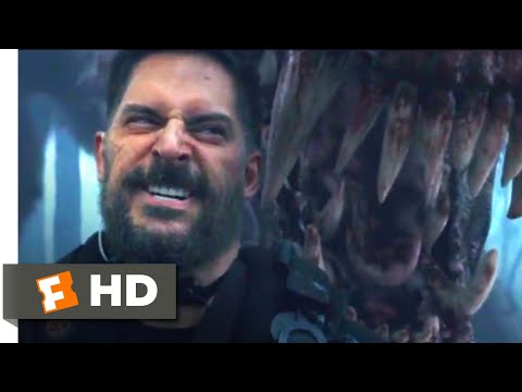 Rampage (2018) - Giant Wolf Massacre Scene (3/10) | Movieclips