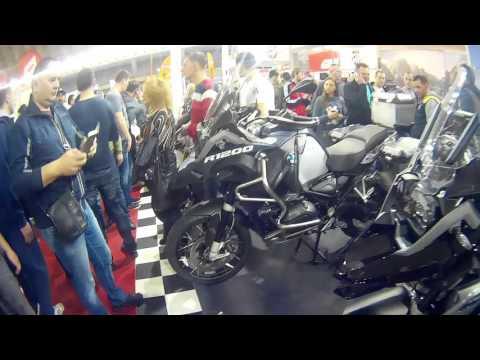 Moto trade fair in Belgrade/2016 (Moto sajam-Beograd)