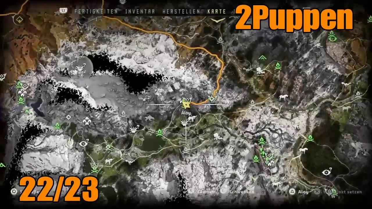 horizon zero dawn graser attrappen karte Horizon Zero Dawn Graser Attrappen Karte | Karte