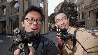 Fujifilm X-t3 Hands-on Review