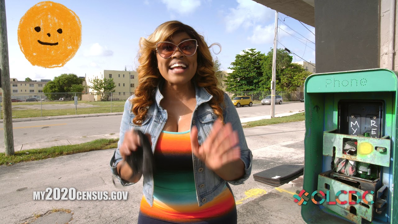 Miami Radio Personality - Supa Cindy of 99 Jamz - Encourages You To Be Counted In The 2020 Census