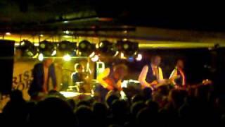 Friska Viljor - Friskashuffle - live - Substage Karlsruhe - 03.02.2010