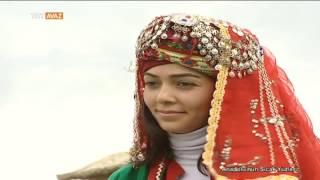 Afyonkarahisardaki Türkmen Köyünde Geleneksel Kıyafetler - Anadolunun Sıcak Yüzleri - TRT Avaz