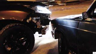 Lexus lx 570 против Жиги