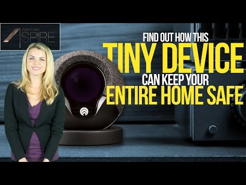 The Tech Behind The Cocoon Home Security Device Is Pretty Insane