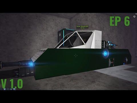 Empyrion 1.0 Reforged Eden Ep 6 Utility HV