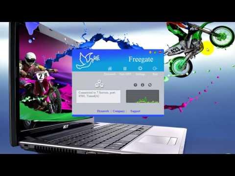 Freegate Professional 7.58