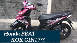 #ReviewJujur - Review Honda All New Beat 2018